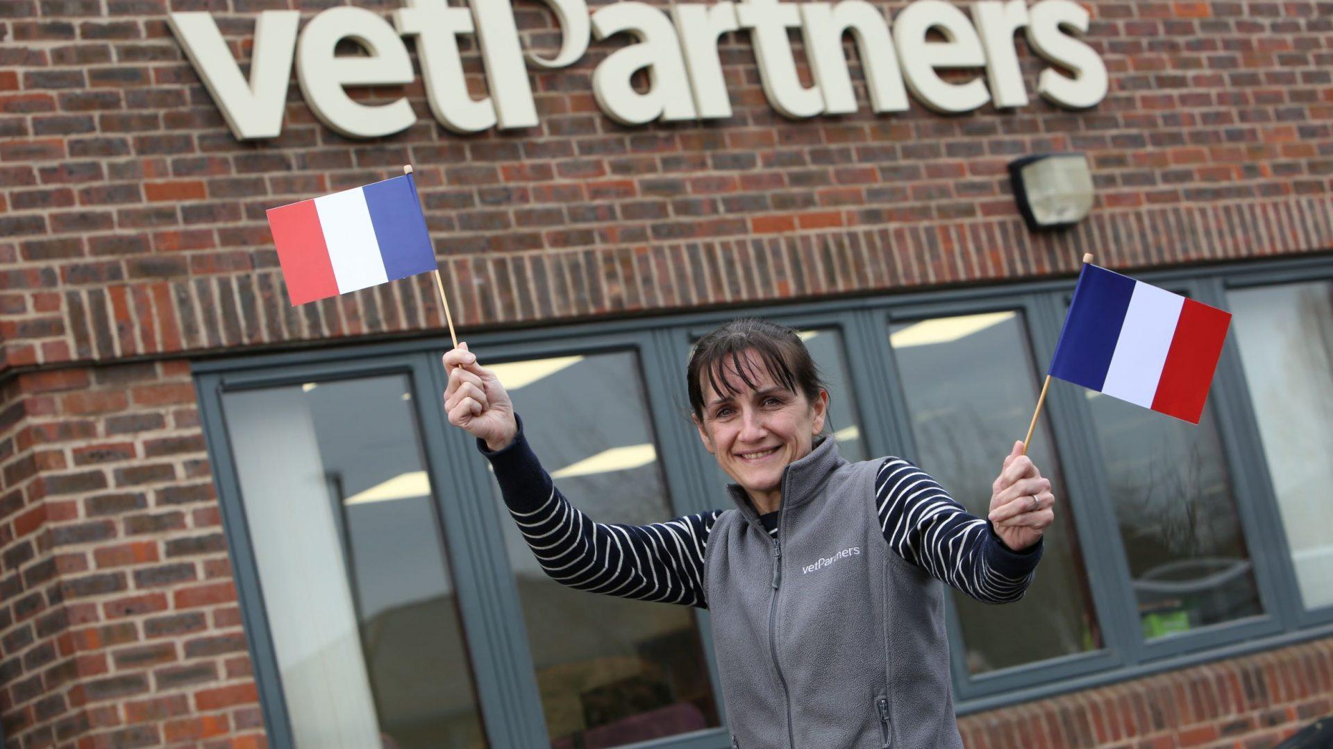 VetPartners dit bonjour à la France