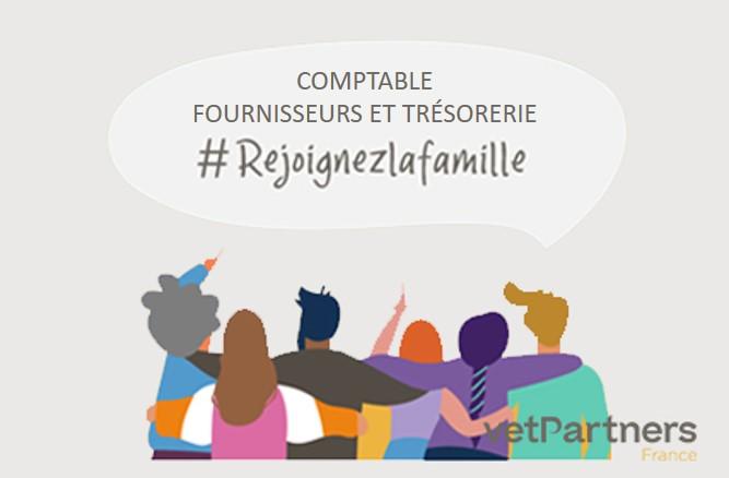 Comptable Fournisseurs et Trésorerie – Angers – CDD 9 mois
