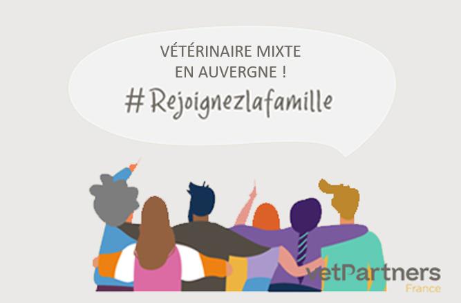 Vétérinaire mixte en Auvergne – Clinique Véto-Sur-Couze