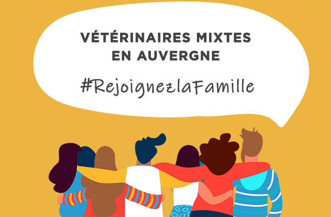 Vétérinaires mixtes en Auvergne – Clinique Véto-Sur-Couze